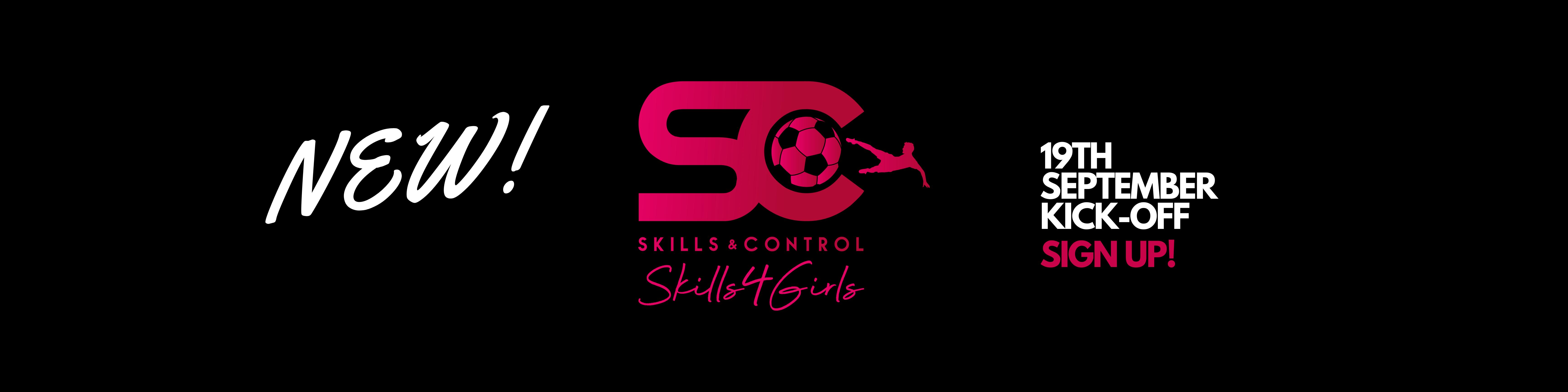 Skills4Girls Kick-Off